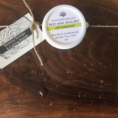 Cutting Board Oil U0026 Paste   Wood Care